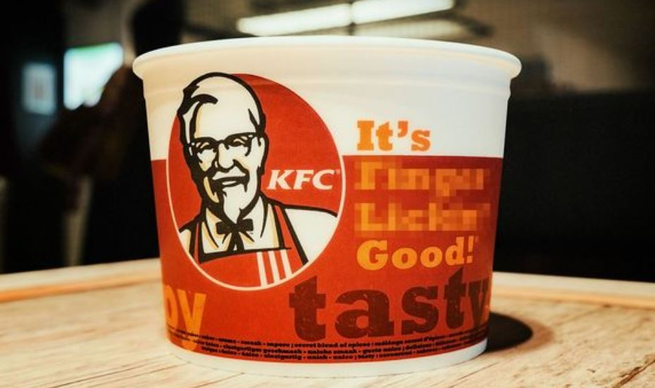 KFC ditches its 'finger lickin' good' slogan after 64 years due to coronavirus