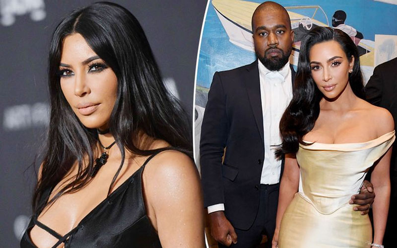 Kim Kardashian and Kanye West celebrate her billionaire status with hot date