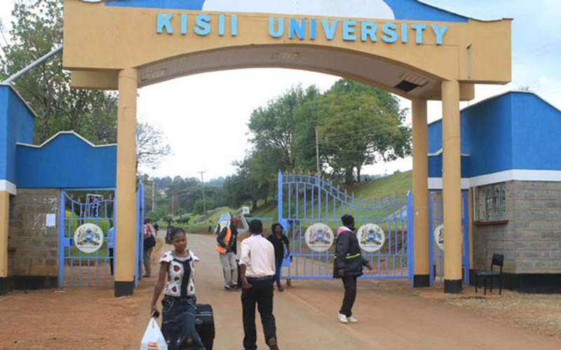 Kisii University partners with herbalists to seek Covid-19 cure
