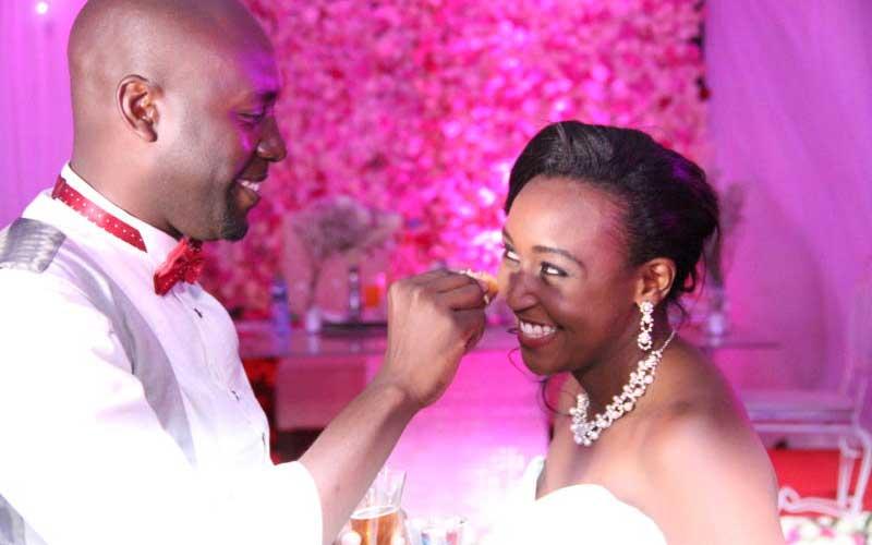 She said yes! Dennis Okari proposes to girlfriend