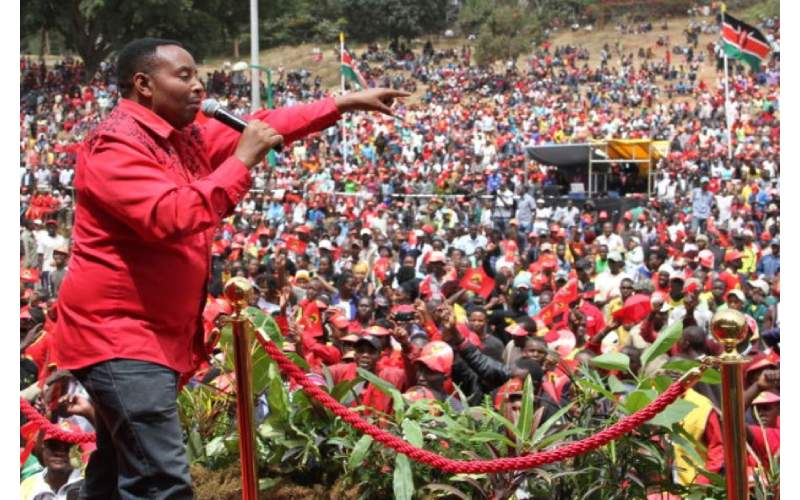Madaraka Day: Kenyan musicians get 'little bread' as politicians win through 'big circus'