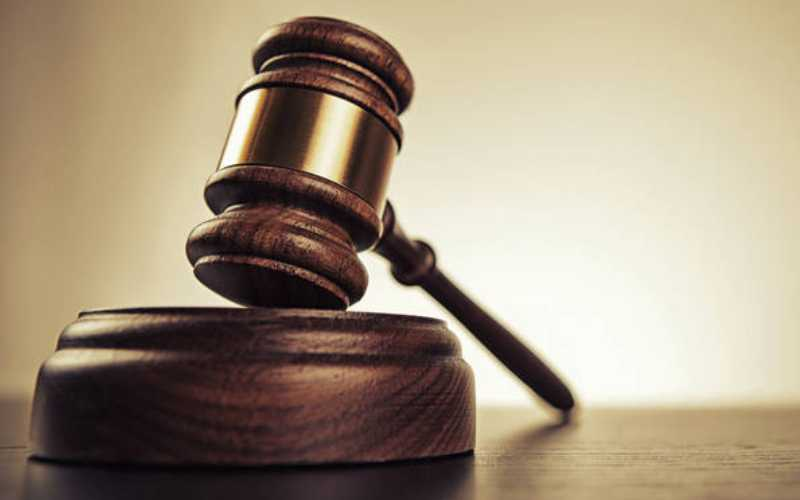 Magistrate who sued 'husband' to pay suit cost
