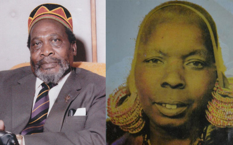 Margaret Njambi, the witchdoctor Jomo Kenyatta loved