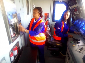 Meet the women who will be steering new SGR trains for the first time in Kenya's history