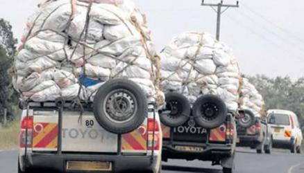 Meru matatus are the miraa of traffic police