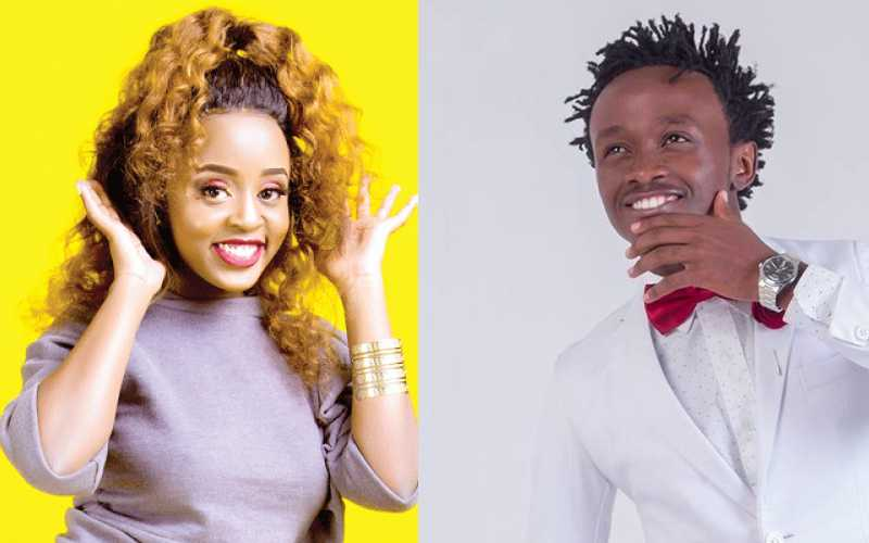 Nadia Mukami, Bahati to perform in star studded concert airing virtually in honour of Africa Day