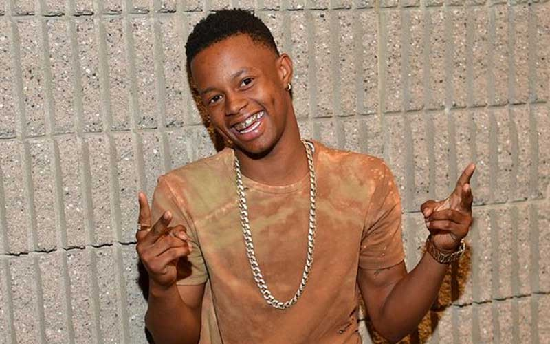 'Watch Me Whip' rapper Silento arrested and charged with murdering his cousin