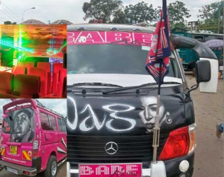 Nairobi's hottest matatu giving travelers sleepless nights