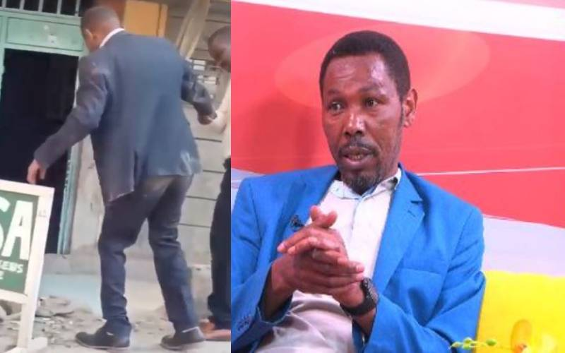 Netizens appalled by Omosh's viral drunk video, demand immediate admission into rehab