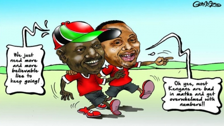 New government delivery portal: Jubilee PR machine in overdrive?