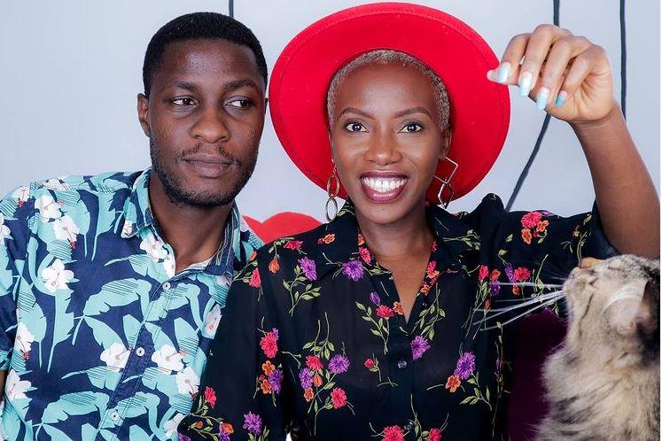 Nick Ndeda, wife Muthoni separate