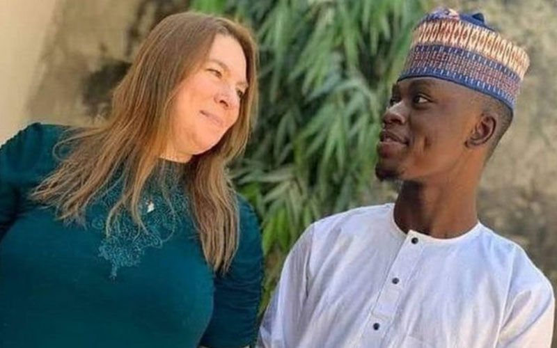 Nigerian man set to marry older Caucasian woman despite disapproval