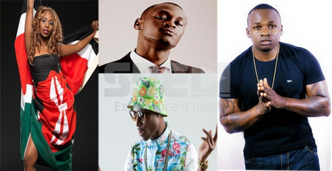 Nine of the illest young rappers in Kenya right now