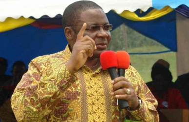 Not my Luanda home: Kenneth Marende denies ballot stuffing claims