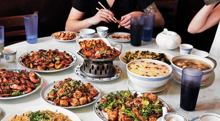 Nothing beats Chinese food