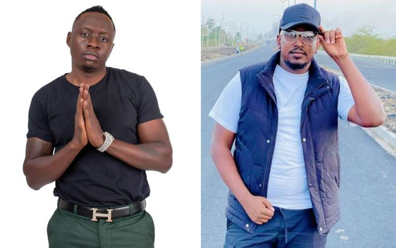 Obinna endorses Jamal as next Nairobi Governor, tells Amber Ray to stick by his side