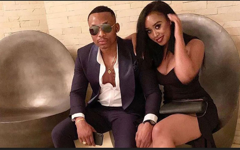 Otile Brown reveals what attracted him to Nabayet