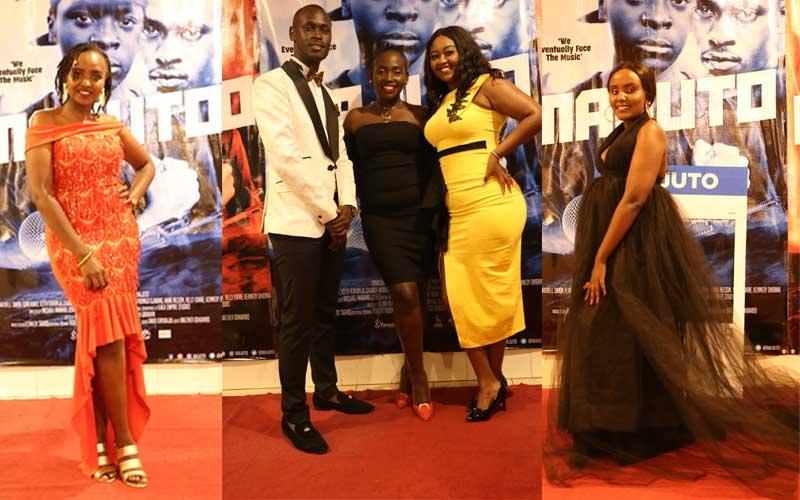 PHOTOS: King Kaka's debut acting web series 'Majuto' premiere