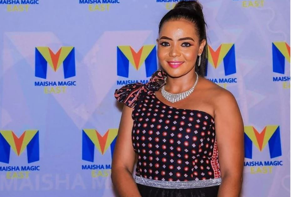 Swahili actress Pretty Mutave dead