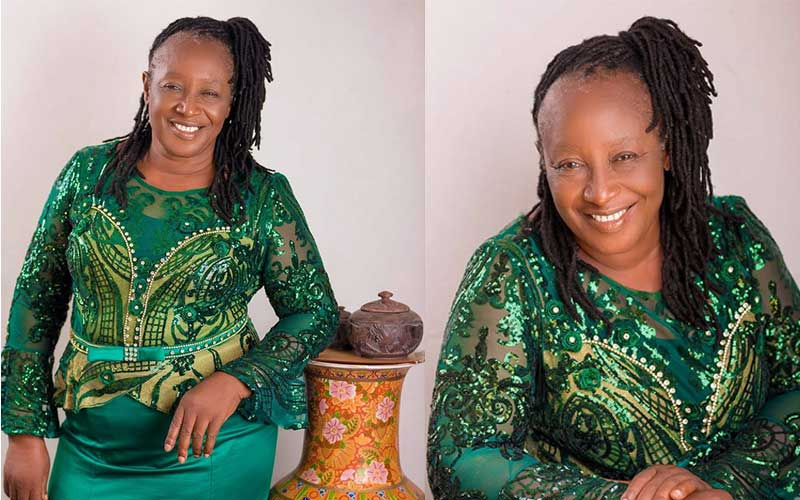 PHOTOS: Veteran Nollywood actress Patience Ozokwor turns 62 in style