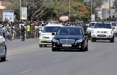 President skips UNGA meeting to play cricket