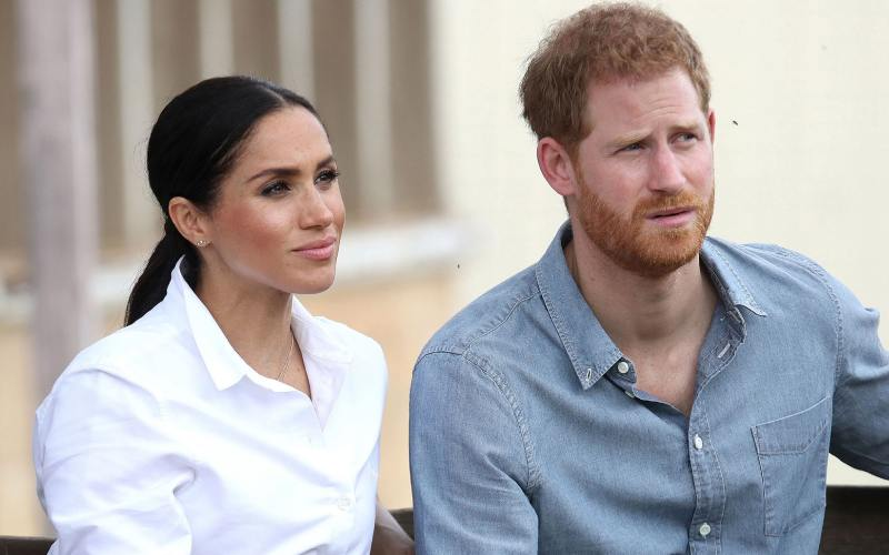 Prince Harry and Meghan Markle 'cringe at anything tacky' but are open to reality TV