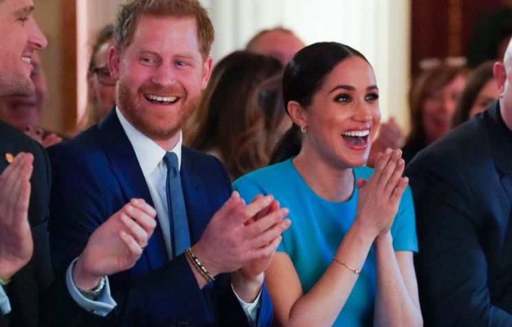 Prince Harry and Meghan looking to set up production company to create comedy shows