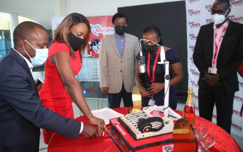 'Radio Maisha' marks its 11 year anniversary