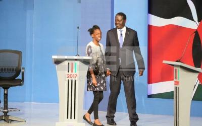 Raila has his way as Uhuru skips presidential TV debate