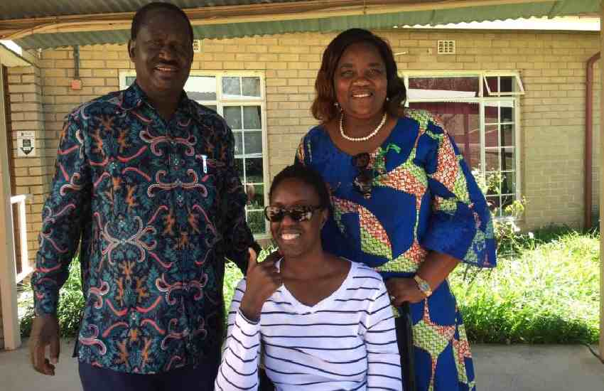 Raila Odinga's daughter, Rosemary, opens up about her long road to recovery