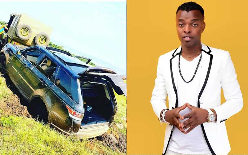 Reactions to Ringtone's 'Sh26 million' Range Rover