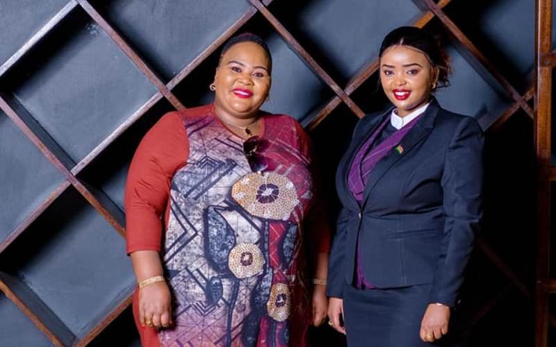 Rev Lucy Natasha thankful for mother's support, prayers