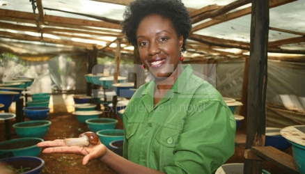 Rosemary Odinga: She loves ugali, matumbo and mchicha