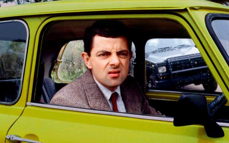 Rowan Atkinson says he didn't enjoy Mr Bean character