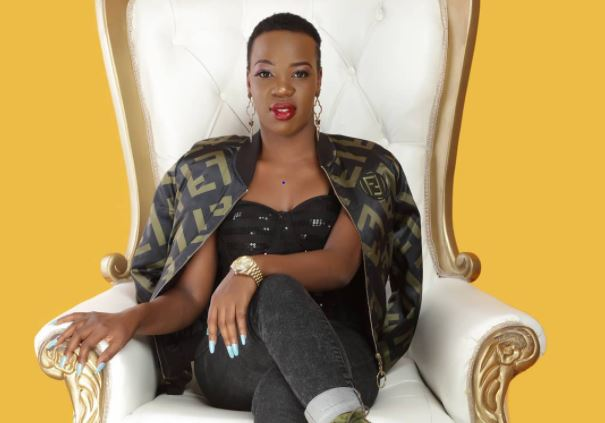 Ruth Matete commits daughter to God as she turns one-month old