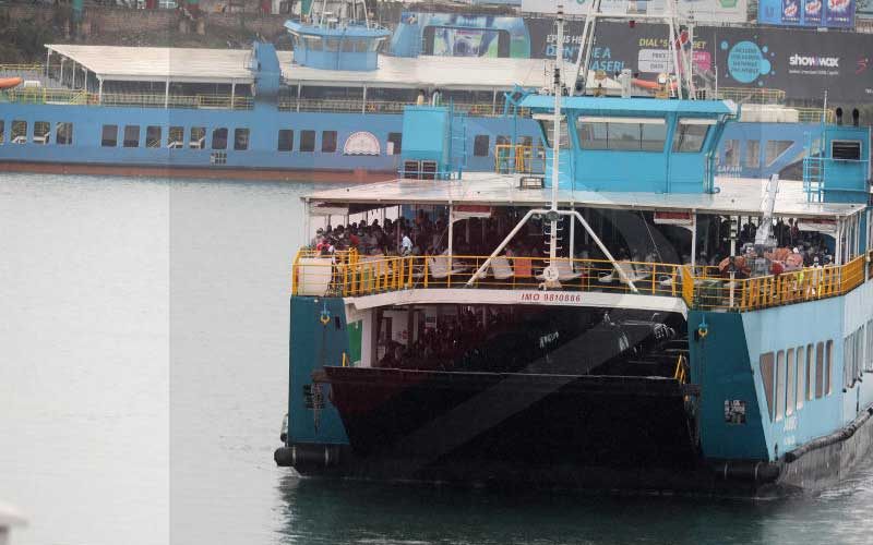 Scare as newly-acquired Likoni ferry stalls mid-stream