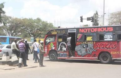 Sh700 million: Matatus post huge losses after August 8 polls