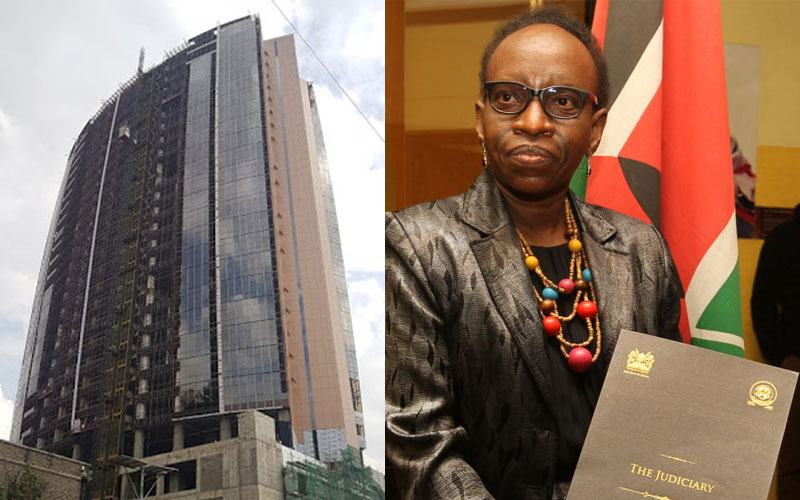 Six years on: Parliament Towers delay catches the Auditor-General's attention