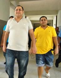 Slain drug lord Ibrahim Akasha's sons caught in club gun drama