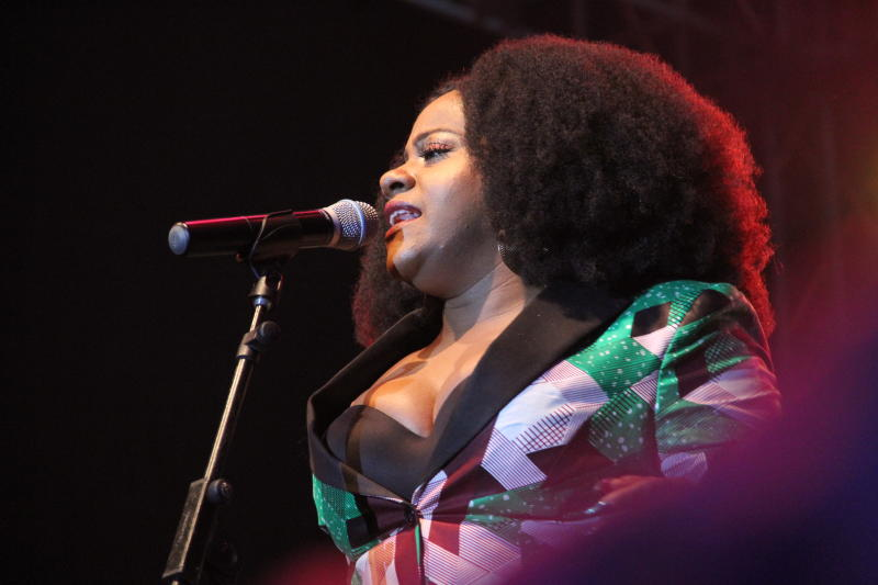 Etana Returns Concert
