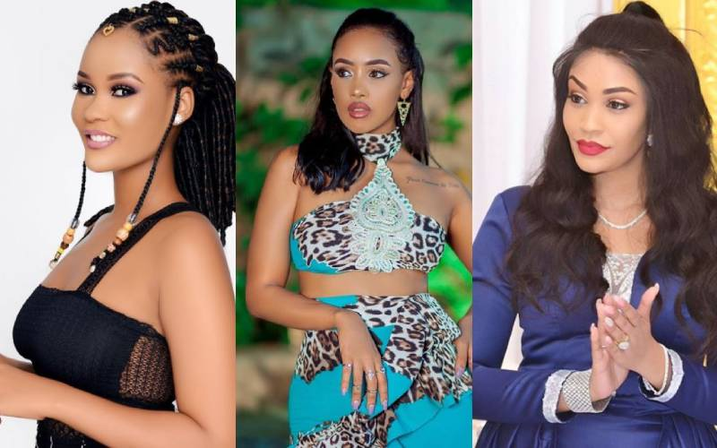 Tanasha Donna opens up about her relationship with Hamisa Mobetto and Zari Hassan