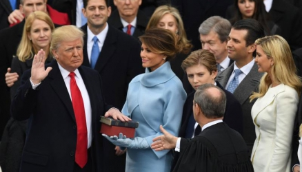 Expat Talk The American inauguration tradition