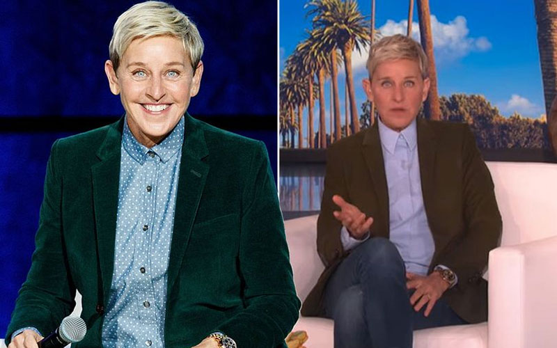 The Ellen DeGeneres Show 'under internal investigation after workplace problems'
