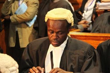 The schizophrenic jurisprudence : Kenyans react to PLO Lumumba's court submission