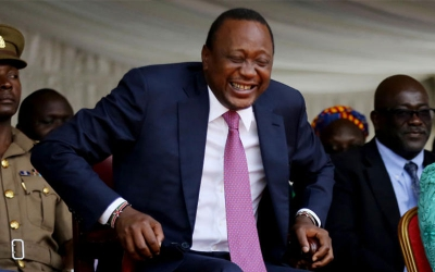 The who's-who at President Uhuru's inauguration