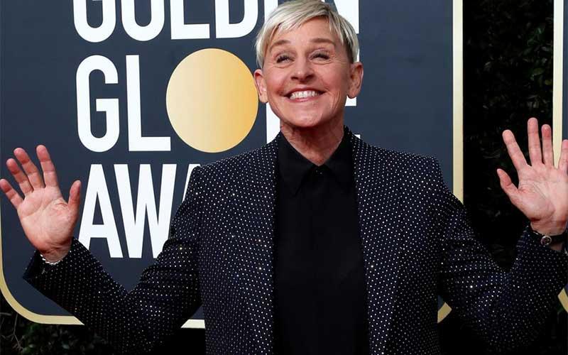 Three producers exit Ellen DeGeneres TV show amid backstage turmoil