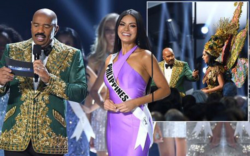 Miss Universe pageant tainted by another Steve Harvey blunder