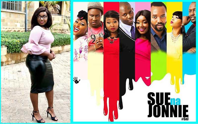Catherine Kamau reveals why comedy show 'Sue na Jonnie' has ended