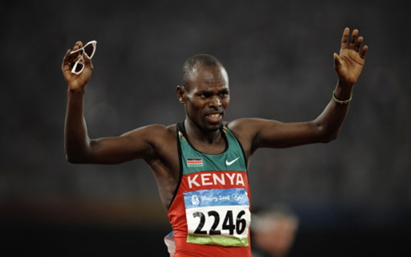Alcohol nearly ruined me: Olympic champ Wilfred Bungei