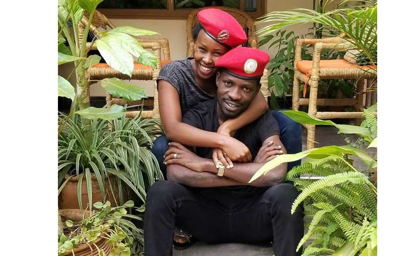 Barbie pens hubby Bobi Wine love letter on anniversary